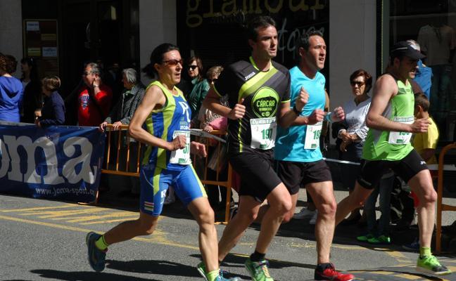 Más de 200 atletas participan hoy en la carrera 'Ciudad de la Verdura'