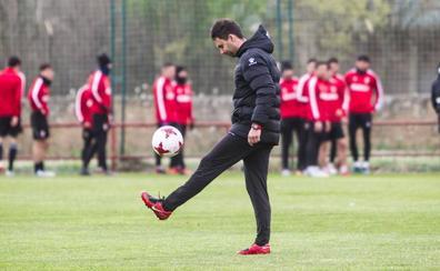 «El Sporting B no necesita el balón para ganar los partidos»