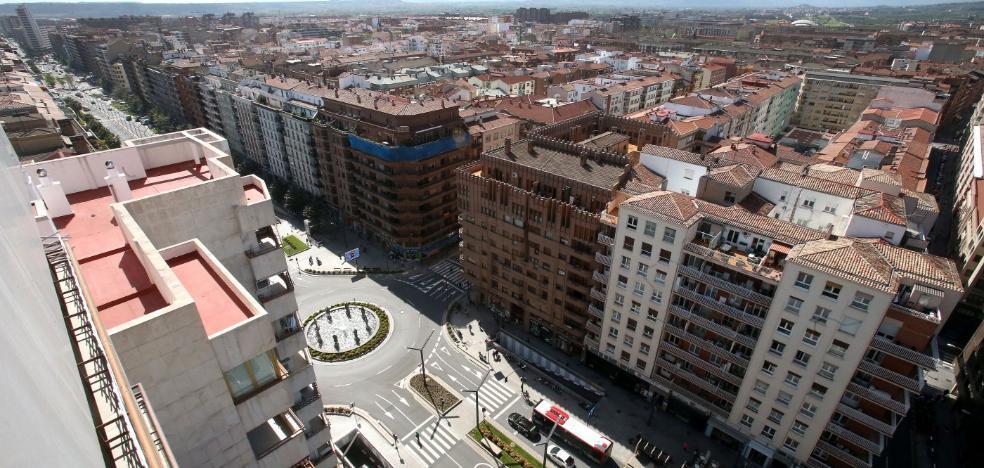 Tres manzanas entre Pérez Galdós y Vitoria registran la mayor densidad de población