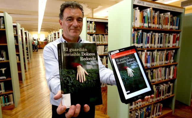 La Rioja es líder en biblioteca digital