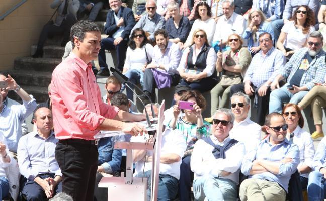 Sánchez apuesta por abrir un debate sobre fiscalidad y un Ministerio de Industria