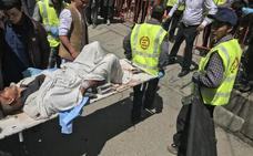 Daesh reivindica el atentado en un centro de registro de votantes en Kabul que deja 52 muertos
