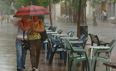 Nivel amarillo por tormentas en La Rioja