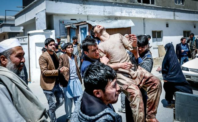 Golpe mortal del Daesh al proceso electoral afgano