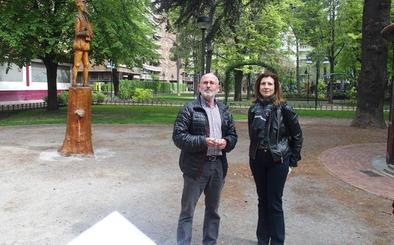 Abre sus puertas el punto de lectura de la «pajarera» del parque del Carmen