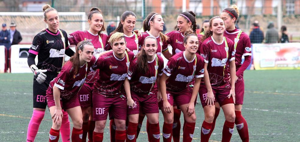 El Real Oviedo, primer rival del EDF Logroño en la fase de ascenso a Primera