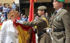 Más de 350 ciudadanos han solicitado jurar bandera en Calahorra