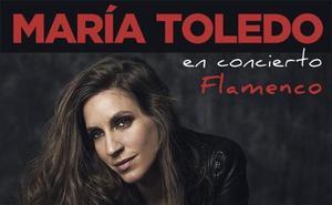 La cantaora María Toledo destaca el «buen momento» del flamenco