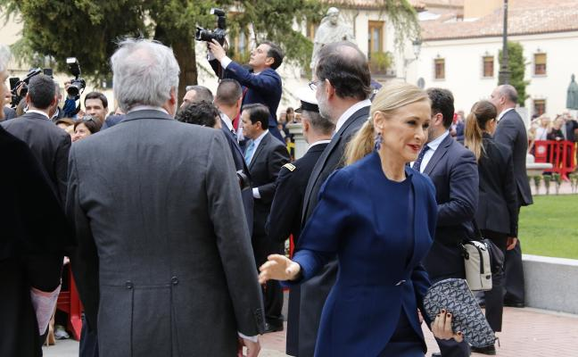 Cifuentes admite que no sabe hasta cuándo va a ser presidenta de Madrid