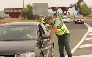 338 infracciones, resultado del control de 4.270 vehículos