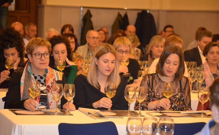 Sesión capital en las Jornadas de la Verdura de Calahorra