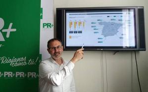 La Rioja es la única región que no ha recibido ayuda de Fomento para el AVE, según el PR+