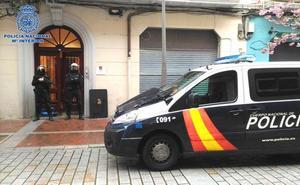 La Policía desmantela dos puntos de venta de marihuana en Logroño