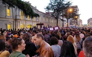 Indignación en Logroño por la sentencia de la 'Manada'