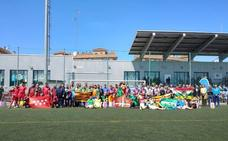 Andalucía gana a La Rioja la final del Torneo 'Puerta Abierta'