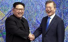 Las dos Coreas acuerdan buscar la «completa desnuclearización» de la península