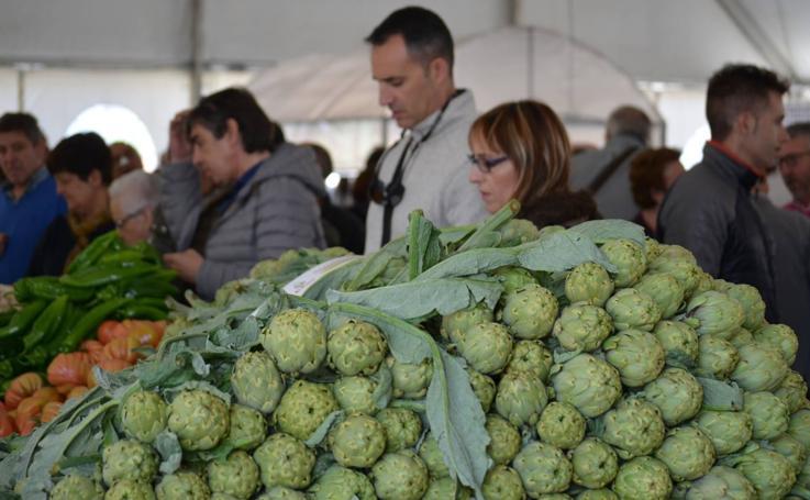 Mercado de la verdura de Calahorra