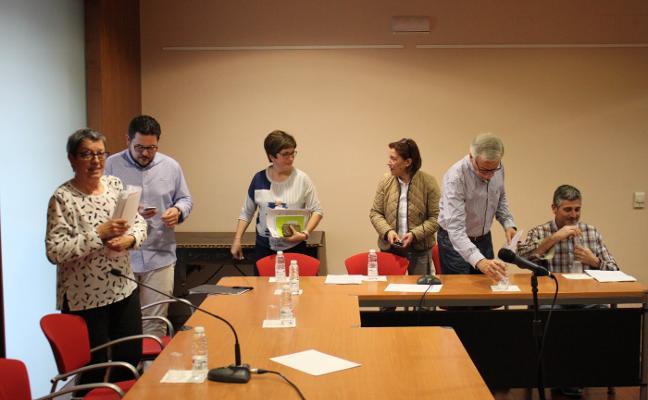 El pleno aprueba contratar la reforma del Burgo por 1.084.150 euros