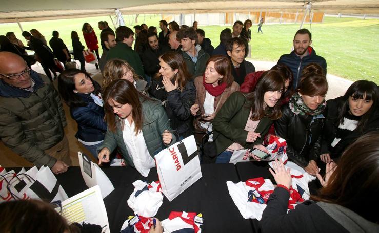 El XIV Torneo Interempresas de Pádel reúne a 52 firmas comerciales locales