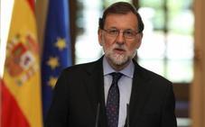 Rajoy reunirá a los integrantes del Pacto Antiterrorista tras la disolución de ETA