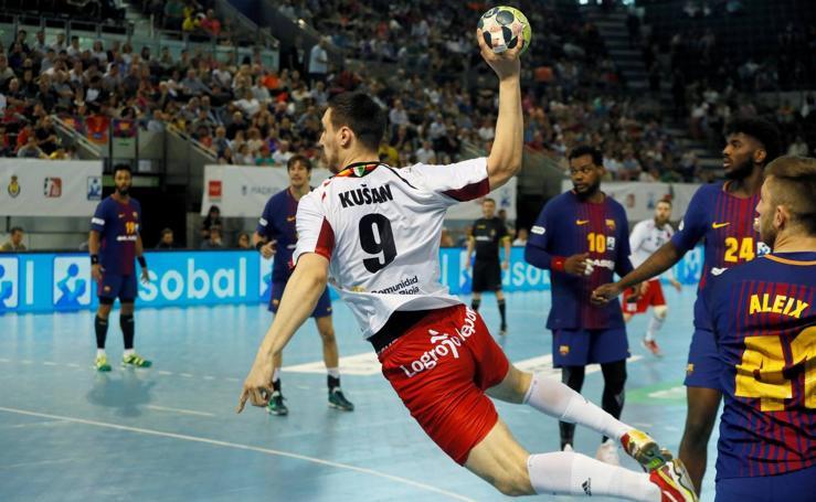Final de la Copa del Rey: FC Barcelona - Logroño