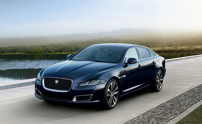 Medio siglo de vida del Jaguar XJ