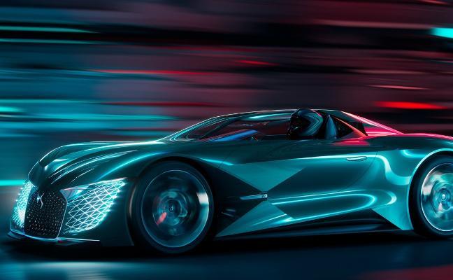 DS diseña el coche del futuro