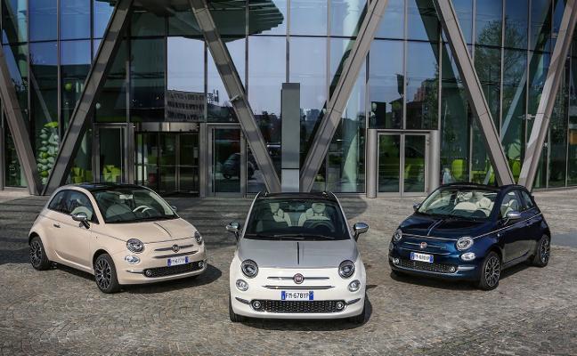 El 500 lanza las cifras de ventas de Fiat