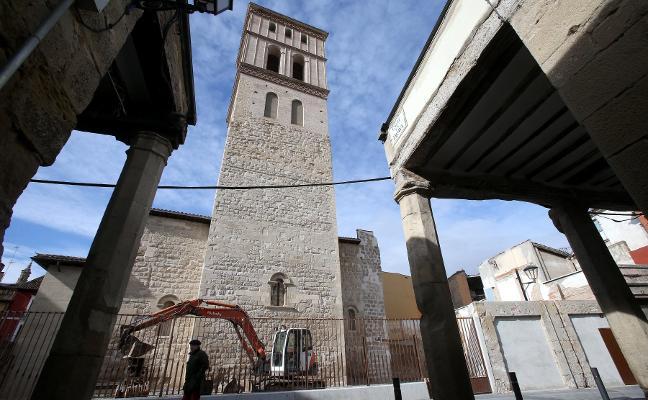 Logroño consigue a la tercera 1,8 millones de fondos europeos para recuperar la Villanueva