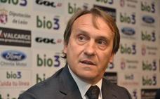 Carlos Lasheras, nuevo director deportivo de la UD Logroñés