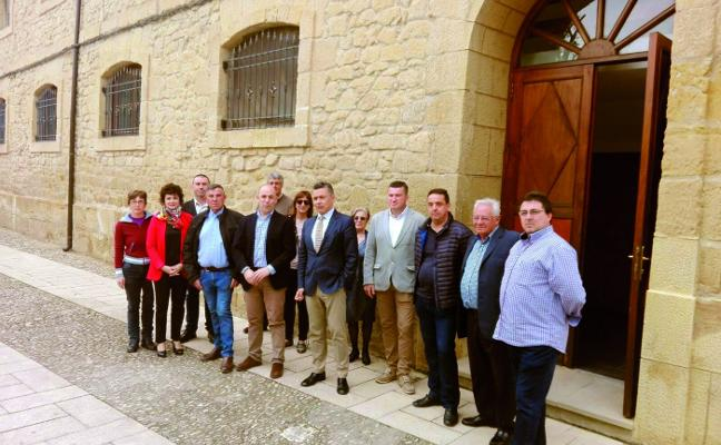 El centro de día de Casalarreina abrirá en junio para «consolidar» la oferta para los mayores