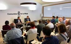 El Gobierno de La Rioja informa a la comarca de Nájera de la regulación del suelo