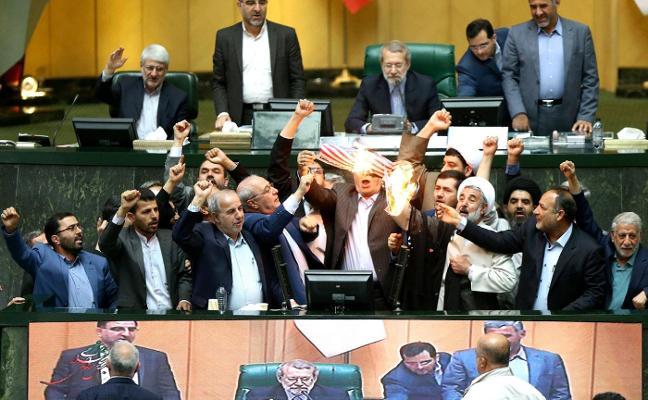 Irán desconfía también de los europeos