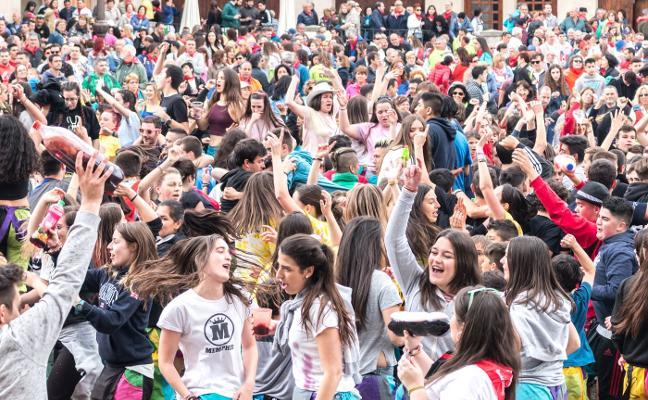 Santo Domingo destapa la alegría
