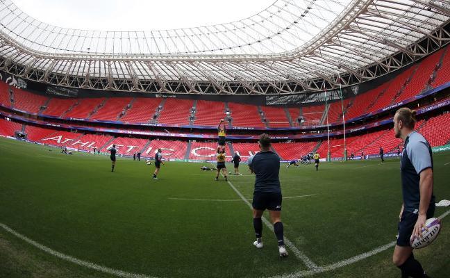 Bilbao se convierte en la capital europea del rugby