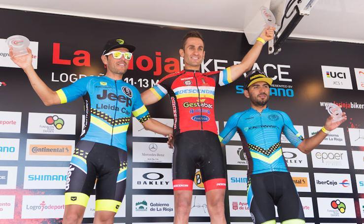 Primera etapa de La Rioja Bike Race (II)