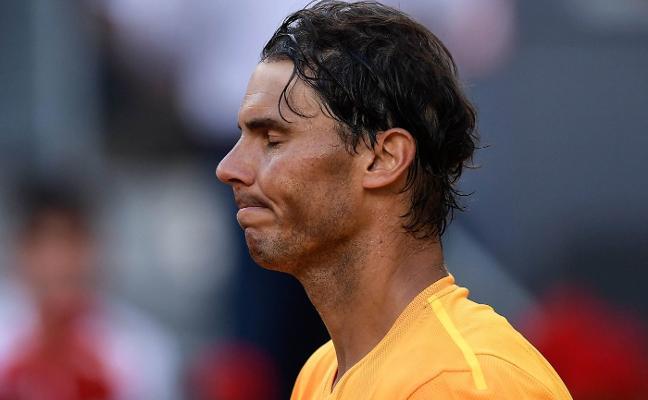 Thiem elimina a Nadal, que se queda sin récord de sets
