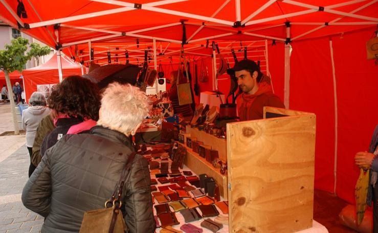 II Feria de Artesanía en El Villar de Arnedo