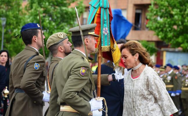 El juramento, bajo el paraguas