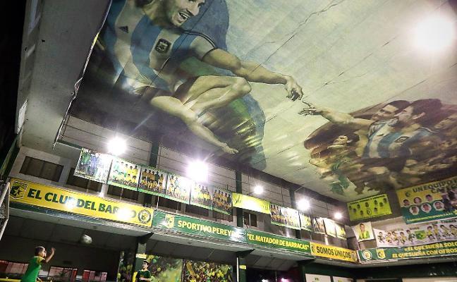 La Capilla Sixtina del fútbol