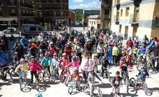 Día de la bici en Quel