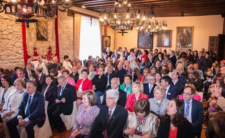 Actos de renovación de la cofradía del Santo en Santo Domingo de la Calzada