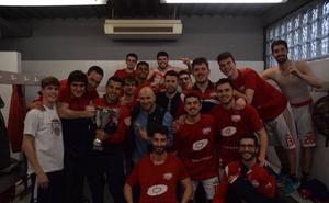 El Logrobasket asciende a Primera División Interautonómica