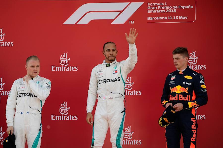 Las mejores imágenes del GP de España