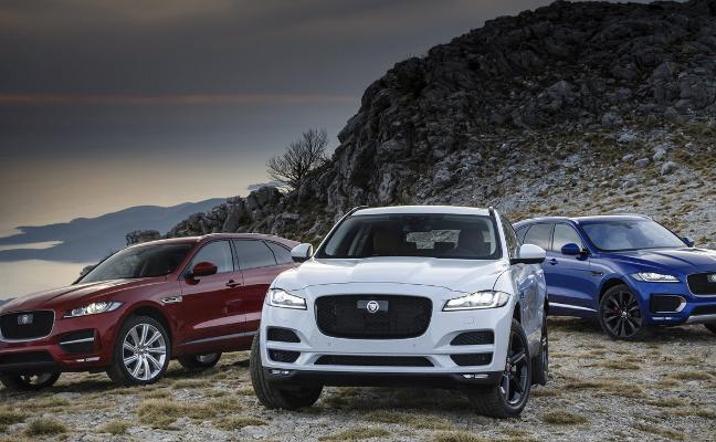 Jaguar refuerza la gama del F-Pace