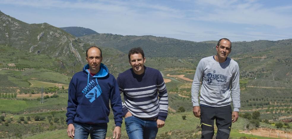 La agricultura en La Rioja extrema