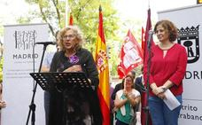 Carmena se siente con fuerza para repetir como candidata en Madrid
