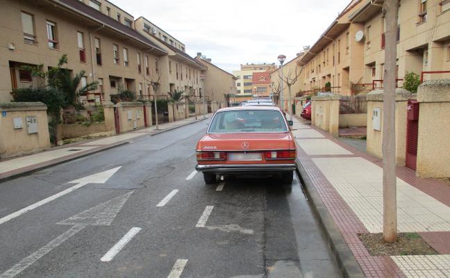 25 meses aparcado en Villa Patro
