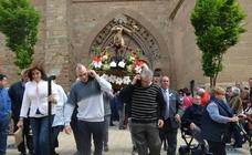 Celebración de San Isidro en Calahorra