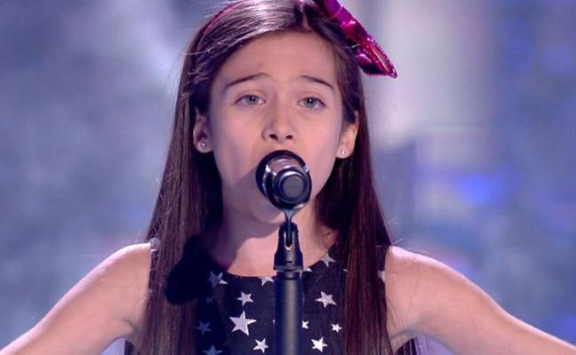 Melani y Melendi ganan 'La Voz Kids 3'
